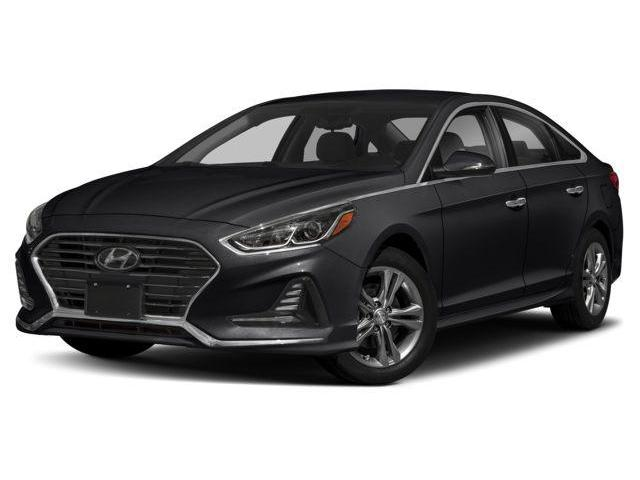 2018 Hyundai Sonata GL (Stk: 18378) in Ajax - Image 1 of 9