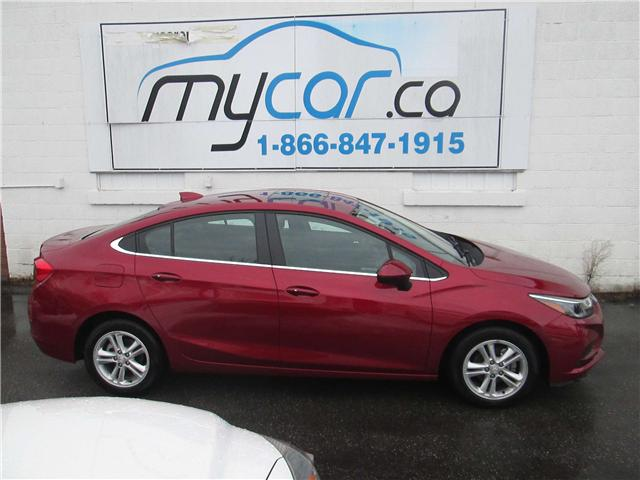 2017 Chevrolet Cruze LT Auto (Stk: 180171) in North Bay - Image 2 of 14