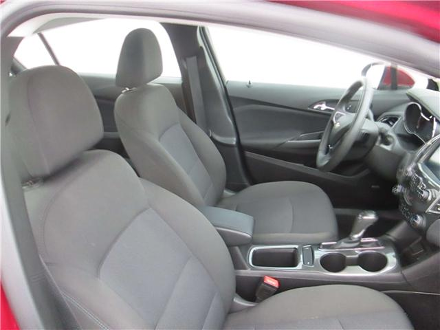 2017 Chevrolet Cruze LT Auto (Stk: 180171) in Richmond - Image 10 of 14