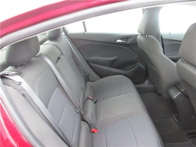 2017 Chevrolet Cruze LT Auto (Stk: 180171) in Richmond - Image 11 of 14