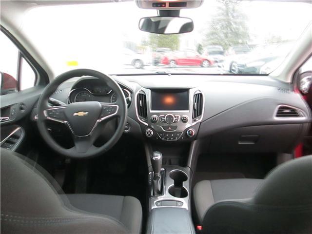 2017 Chevrolet Cruze LT Auto (Stk: 180171) in Richmond - Image 13 of 14