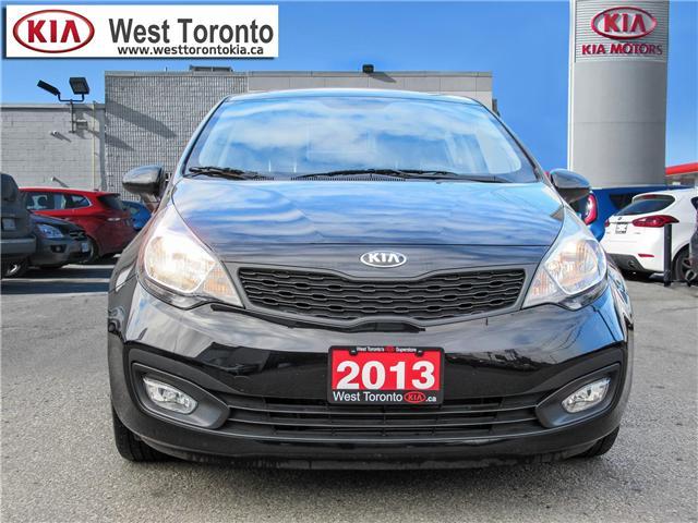 2013 Kia Rio LX+ (Stk: P347) in Toronto - Image 2 of 21