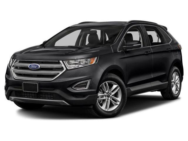 2018 Ford Edge SEL (Stk: J-318) in Calgary - Image 1 of 10