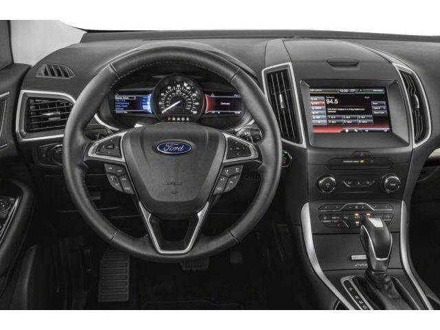 2018 Ford Edge SEL (Stk: J-318) in Calgary - Image 4 of 10