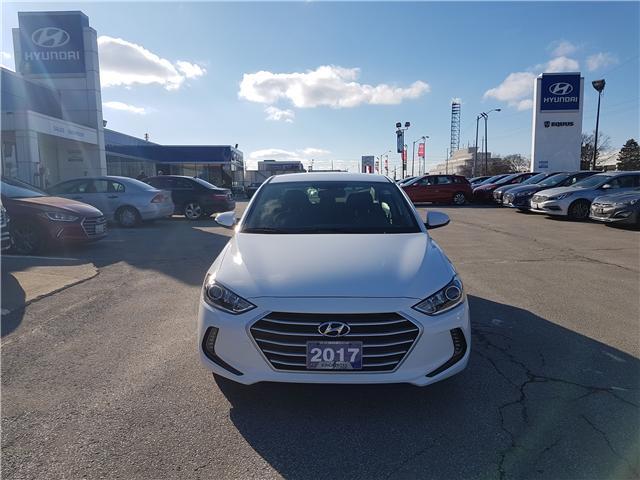 2017 Hyundai Elantra GL (Stk: 26836A) in Scarborough - Image 2 of 12