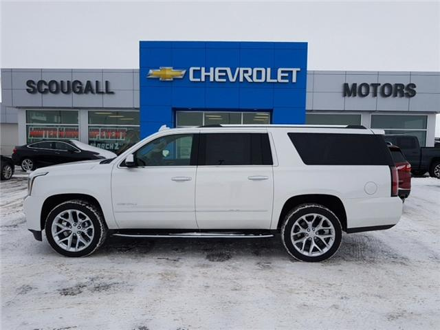 2018 GMC Yukon XL Denali (Stk: 190132) in Fort Macleod - Image 1 of 34