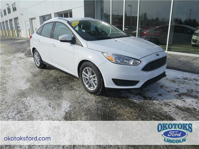 2017 Ford Focus SE (Stk: B82987) in Okotoks - Image 3 of 11