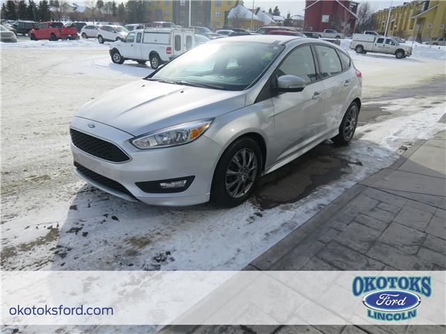 2015 Ford Focus SE (Stk: H-1933A) in Okotoks - Image 1 of 15