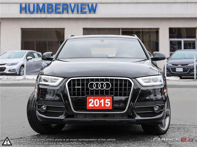 2015 Audi Q3 2.0T Technik (Stk: 2093TP) in Toronto - Image 2 of 27