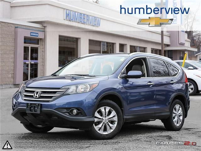 2014 Honda CR-V Touring (Stk: 121670TP) in Toronto - Image 1 of 27
