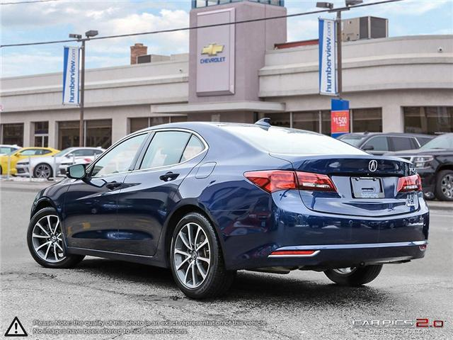 2015 Acura TLX Elite (Stk: 802408TP) in Toronto - Image 4 of 27
