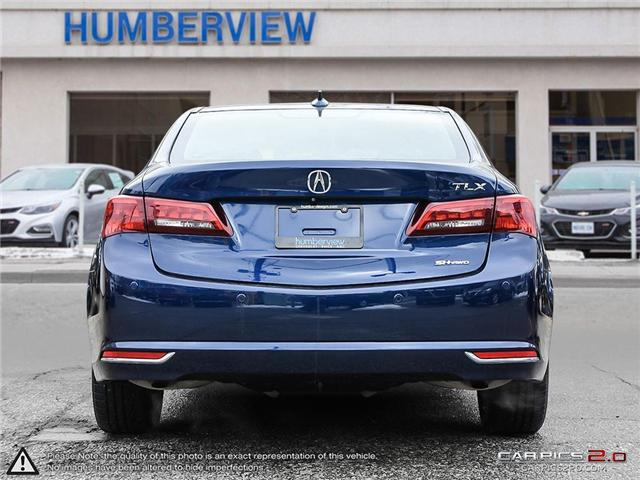 2015 Acura TLX Elite (Stk: 802408TP) in Toronto - Image 5 of 27