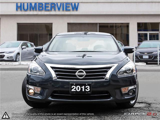 2013 Nissan Altima 2.5 SL (Stk: 402853TP) in Toronto - Image 2 of 27