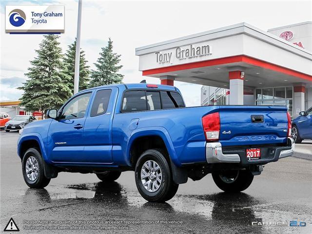 2017 Toyota Tacoma SR5 (Stk: U8874) in Ottawa - Image 3 of 23