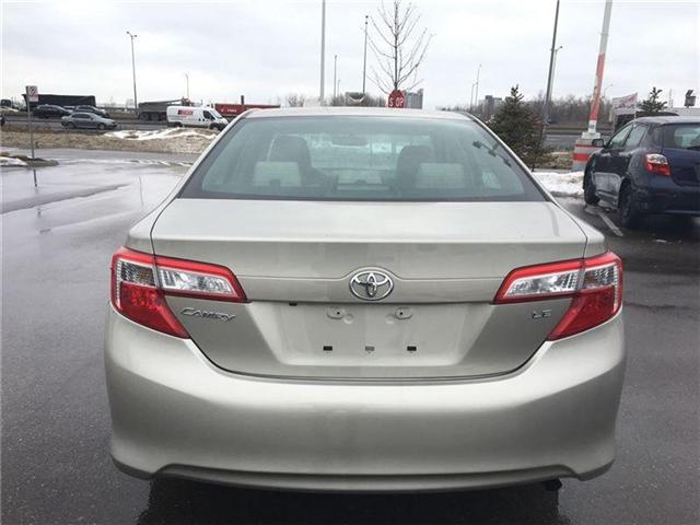 2014 Toyota Camry  (Stk: D180521A) in Mississauga - Image 7 of 17