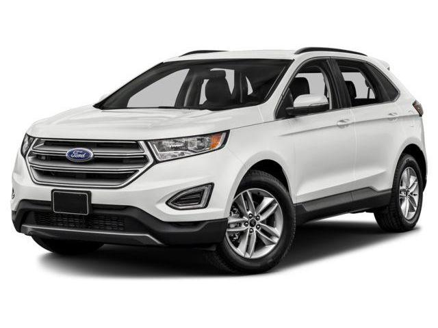 2018 Ford Edge SEL (Stk: J-321) in Calgary - Image 1 of 10
