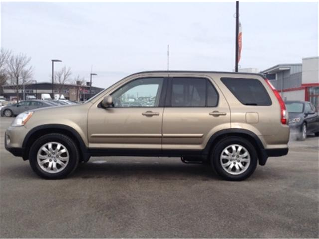 2006 Honda CR-V EX-L (Stk: U06400) in Barrie - Image 2 of 14