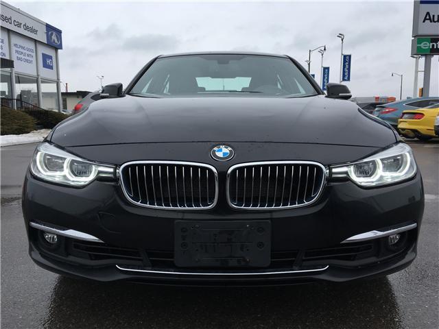 2017 BMW 330 i xDrive (Stk: 17-94223) in Brampton - Image 2 of 26