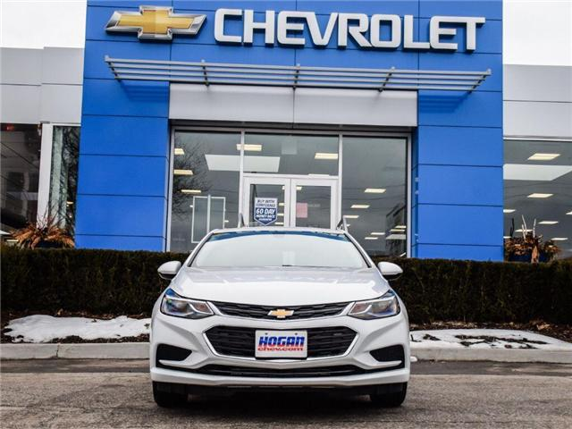 2018 Chevrolet Cruze LT Auto (Stk: 8171987) in Scarborough - Image 4 of 26