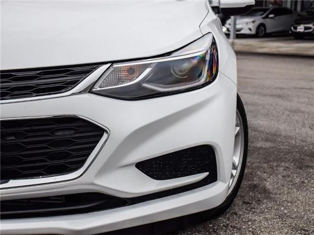2018 Chevrolet Cruze LT Auto (Stk: 8171987) in Scarborough - Image 8 of 26
