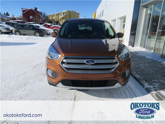 2017 Ford Escape SE (Stk: J-559A) in Okotoks - Image 2 of 21