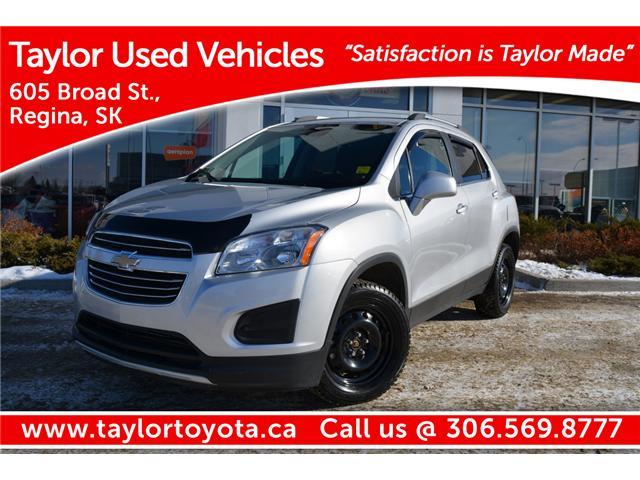 2016 Chevrolet Trax LT (Stk: 1832201) in Regina - Image 1 of 28