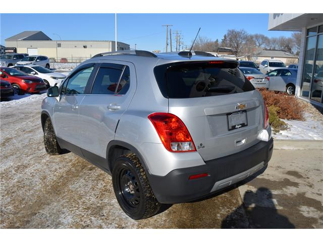 2016 Chevrolet Trax LT (Stk: 1832201) in Regina - Image 3 of 28