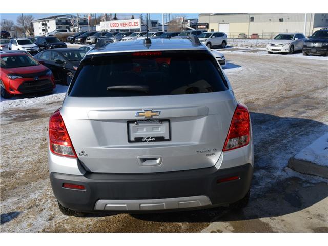 2016 Chevrolet Trax LT (Stk: 1832201) in Regina - Image 4 of 28