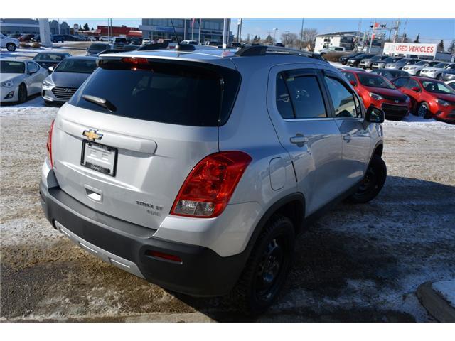 2016 Chevrolet Trax LT (Stk: 1832201) in Regina - Image 5 of 28