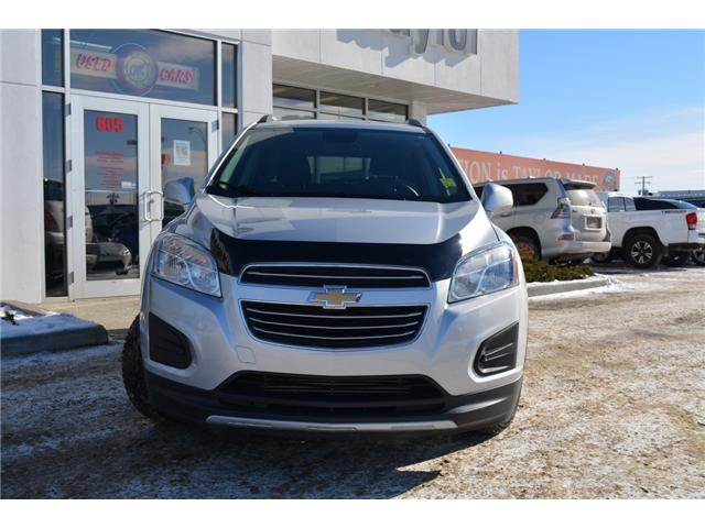 2016 Chevrolet Trax LT (Stk: 1832201) in Regina - Image 7 of 28