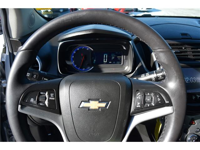 2016 Chevrolet Trax LT (Stk: 1832201) in Regina - Image 10 of 28