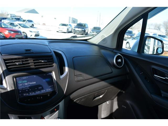 2016 Chevrolet Trax LT (Stk: 1832201) in Regina - Image 21 of 28