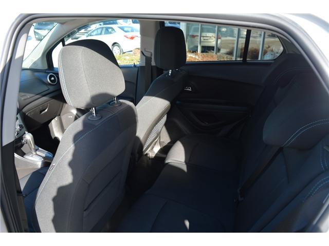 2016 Chevrolet Trax LT (Stk: 1832201) in Regina - Image 25 of 28