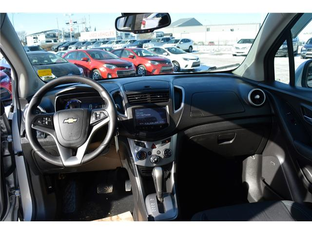2016 Chevrolet Trax LT (Stk: 1832201) in Regina - Image 27 of 28