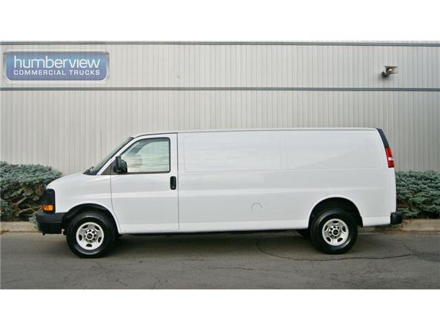 2017 GMC Savana 2500 Work Van (Stk: ) in Mississauga - Image 1 of 13