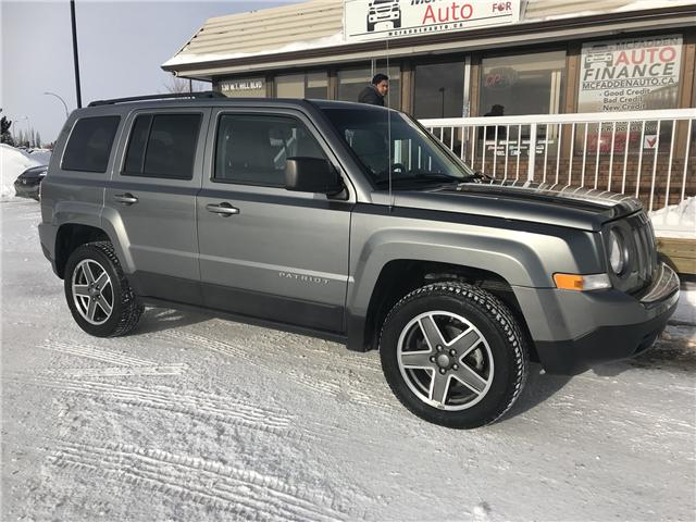 2013 Jeep Patriot Sport/North (Stk: 9873A) in Lethbridge - Image 1 of 22