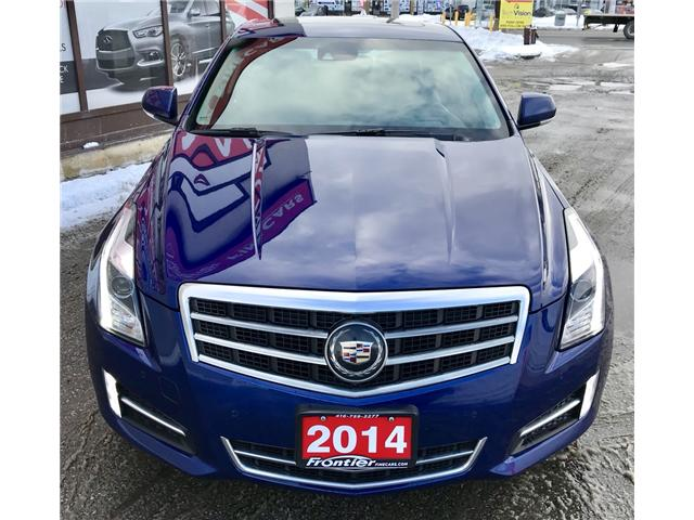 2014 Cadillac ATS 2.0L Turbo Premium (Stk: 695) in Toronto - Image 2 of 15