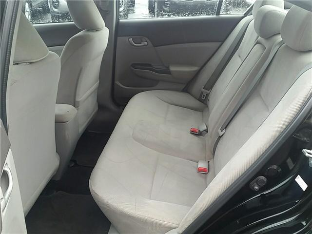 2012 Honda Civic LX (Stk: U911) in Hebbville - Image 9 of 18