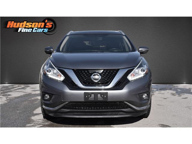 2015 Nissan Murano SV (Stk: 02077) in Toronto - Image 2 of 22