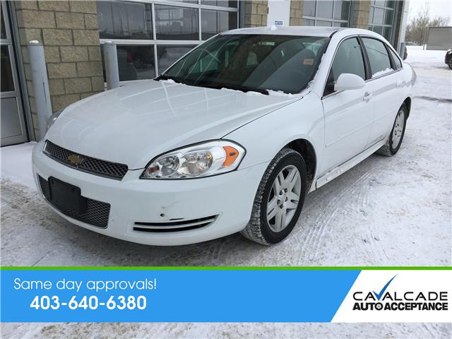 2013 Chevrolet Impala LT (Stk: R58335) in Calgary - Image 1 of 19