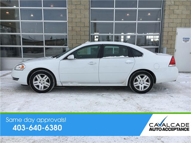 2013 Chevrolet Impala LT (Stk: R58335) in Calgary - Image 2 of 19
