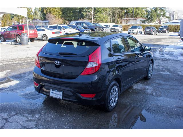 2017 Hyundai Accent GL (Stk: 7FO3374A) in Surrey - Image 7 of 28