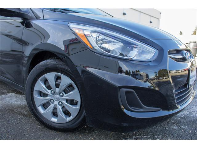 2017 Hyundai Accent GL (Stk: 7FO3374A) in Surrey - Image 9 of 28
