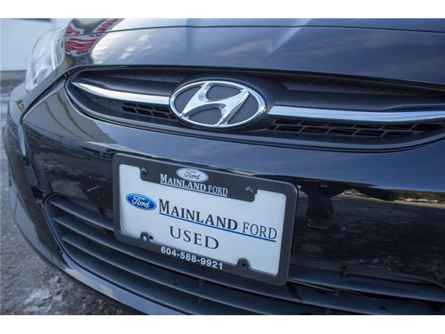 2017 Hyundai Accent GL (Stk: 7FO3374A) in Surrey - Image 10 of 28