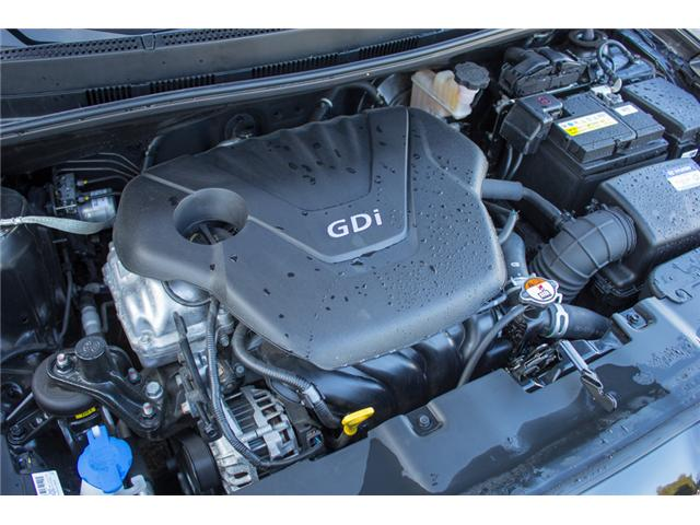 2017 Hyundai Accent GL (Stk: 7FO3374A) in Surrey - Image 11 of 28