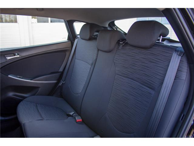 2017 Hyundai Accent GL (Stk: 7FO3374A) in Surrey - Image 14 of 28