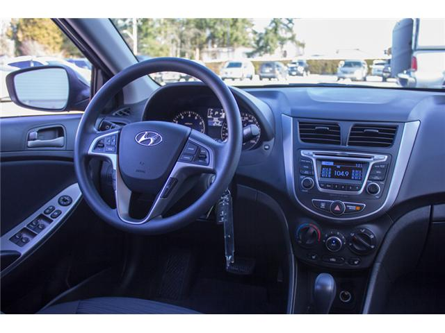 2017 Hyundai Accent GL (Stk: 7FO3374A) in Surrey - Image 19 of 28