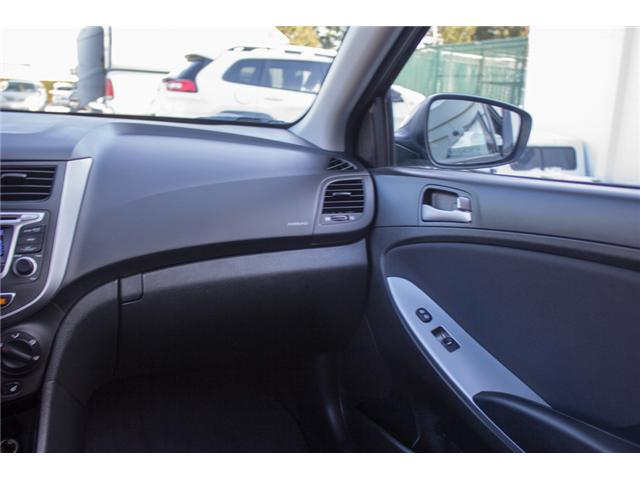 2017 Hyundai Accent GL (Stk: 7FO3374A) in Surrey - Image 20 of 28