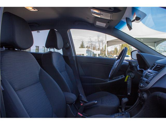 2017 Hyundai Accent GL (Stk: 7FO3374A) in Surrey - Image 16 of 28