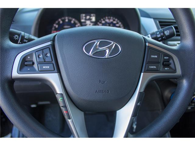 2017 Hyundai Accent GL (Stk: 7FO3374A) in Surrey - Image 22 of 28